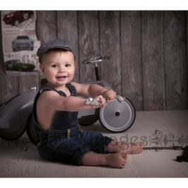 children's photographer glasgowbaby boy with spanner