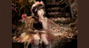 autumn fairy picture